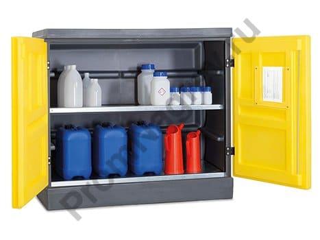 Купить лабораторные шкафы для хранения кислот и щелочей